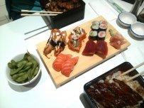 jedzenie, sushi